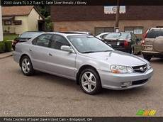satin silver metallic 2003 acura tl 3 2 type s