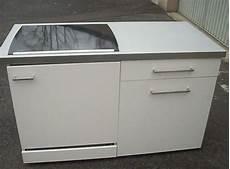 meuble pour table de cuisson meuble bas de cuisine pour plaque de cuisson id 233 es de