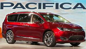 2018 Chrysler Pacifica Colors Release Date Redesign