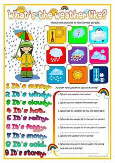 weather worksheet new 48 weather worksheet islcollective