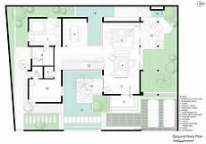 Gallery Of Courtyard House Abin Design Studio 21