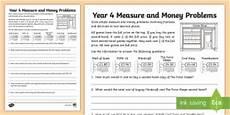 money worksheets decimals 2112 ks2 money primary resources ks2 money money coins page 1