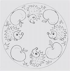 Mandala Malvorlagen Novel Frisch Malvorlagen Gratis Mandala Autunno Bambini