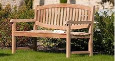 banc de jardin bois 48174 banc d ext 233 rieur design en teck 3 places assises delhi