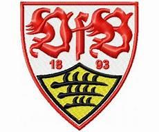 Ausmalbild Vfb Wappen Pin On Vfb Stuttgart Fc Logo Machine Embroidery Design For