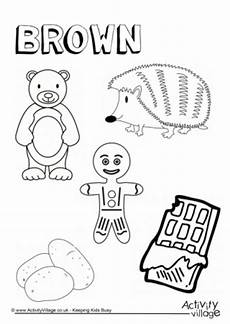 colour collection colouring pages