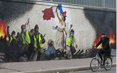 2018 Revolution Gilet Jaunes Protest Page 7 The