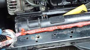 How To Cheaply Fix Radiator Leak On 1996 2001 Toyota