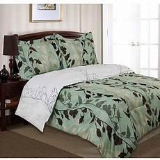 divatex home fashions printed grace bedding comforter walmart com