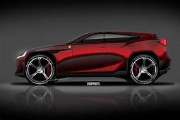 2020 Ferrari SUV Tail Light HD Wallpaper  Best Car
