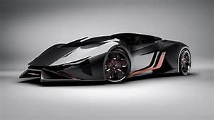 Lamborghini Diamante Concept Car 4K Wallpaper  HD