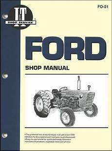 best car repair manuals 1985 ford e series on board diagnostic system ford tractor repair manual 2000 3000 and 4000 series