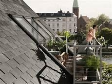 Terrasse Im Dach - ideen f 252 r den dachausbau wohntraum dachwohnung energie