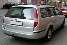 File Ford Mondeo Kombi Rear 20071029 Jpg Wikimedia Commons