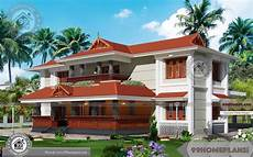 kerala traditional home design photos with huge two floor