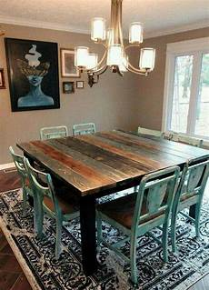 western dining room table 42 lovely western style kitchen decorations with images