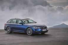 2017 Bmw 5 Series Touring Arrives As Brand S Most