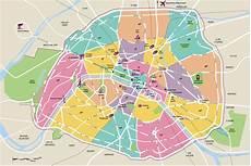 Paris Intra Muros Plan Intra Muros Carte Intra Muros