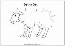 animal dot to dot worksheets 13841 farm animal dot to dots puzzles coloring pages more school