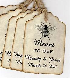 Gift Tags For Wedding Favors