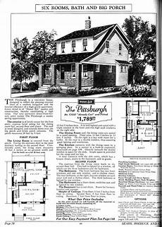 sears craftsman house plans sears pittsburgh 1927 1928 c3252 1929 p3252 1930