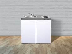 Miniküche Ohne Kühlschrank - stengel minik 252 che pantryk 252 che single k 252 che 100cm metall