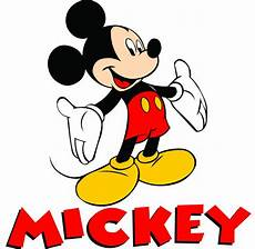 Clipart Of Mickey Mouse