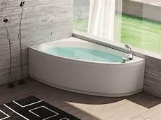 vasche da bagno di design 50 bellissime vasche da bagno angolari moderne