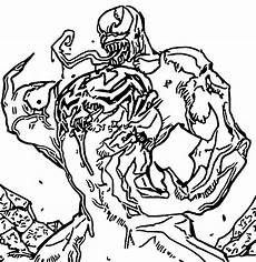 Easy Venom Coloring Pages Coloring Pages Of Venom Coloring Home