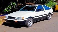1983 Toyota Corolla Levin Gt Apex Ae86 Widebody Japan