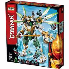 Lego Ninjago Malvorlagen Ebay Lego Ninjago Lloyd S Titan Mech Building Set 70676 Ebay
