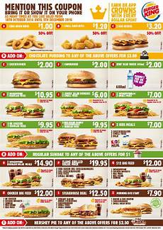 Deal Burger King Nz Coupons Valid Until 5 December 2016