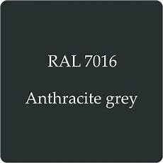ral 7016 high quality german paint anthracite grey 2l with