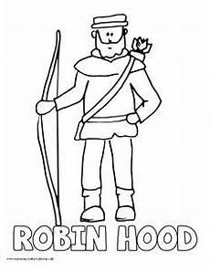 Robin Malvorlagen Vk Robin In A Sherwood Forest Coloring Page Coloring