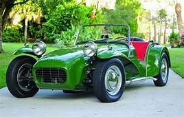 Lotus 7  Sports Car