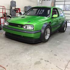 Vw Golf With Two Vr6 Engines Engine Depot