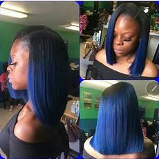 bob blue weave natural hair styles hair styles short hair styles