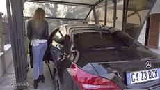 auto in gemieteter garage car cover car port gazebox quot the new concept of garage