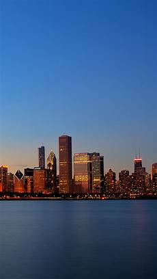 Chicago Skyline Iphone X Wallpaper