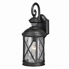 patriot lighting 174 dualux motion sensor outdoor security wall light at menards 174