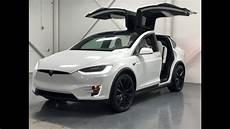 Tesla Model X 90d - 2017 tesla model x 90d walkaround features in 4k