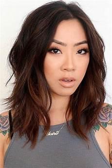 25 most superlative medium length layered hairstyles haircuts hairstyles 2020