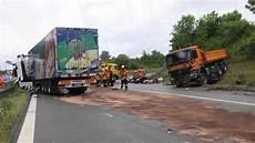 Lkw Unfall A96 Leutkirch Lkw F 228 Hrt Auf