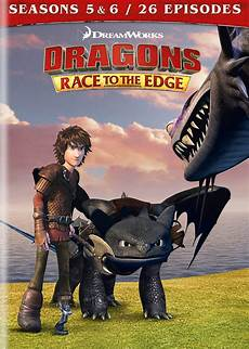 dragons race to the edge seasons 5 6 dvd best buy