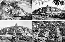 Sejarah Candi Borobudur Asal Mula Penemuan Dan Relief