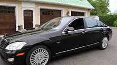 Sold 2007 Mercedes S600 For Sale V12 Black Black