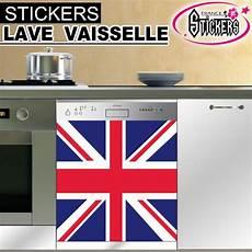 lave vaisselle anglais stickers lave vaisselle drapeau anglais 183 184 184