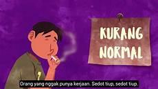 Kartun Islami Sedekah Vs Rokok Aa