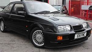 Ford Sierra RS Cosworth RS500  YouTube