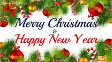 greetings merry christmas and happy new year 1280x720 download hd wallpaper wallpapertip